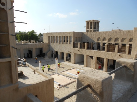 Sheikh Syed al Makhtoum House