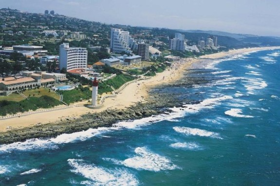 Beaches in Durban