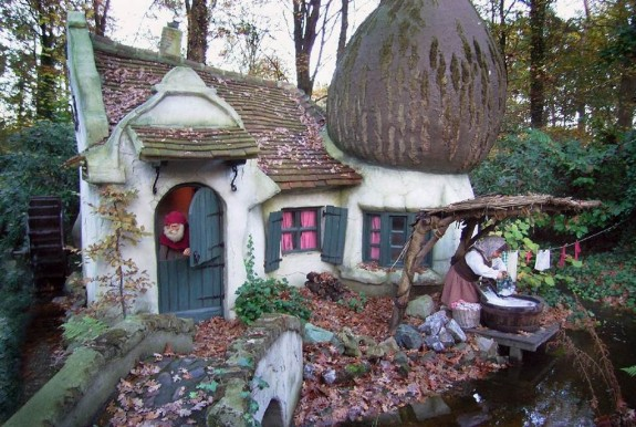Efteling Dutch theme park