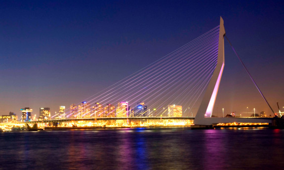 Erasmusbrug Bridge
