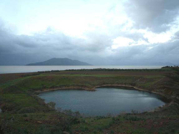 Lake Ichkeul