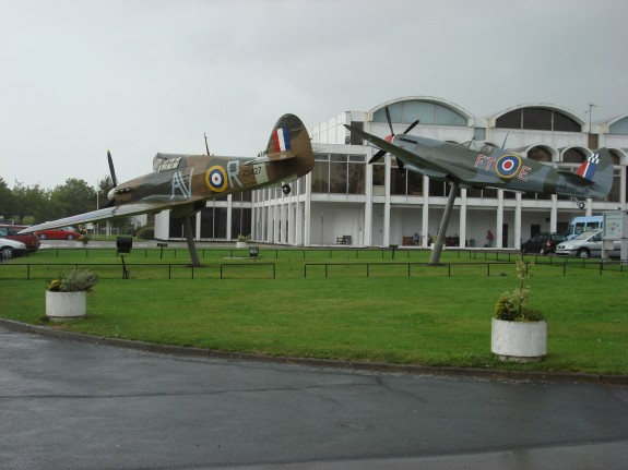 The London Royal Air Force Museum