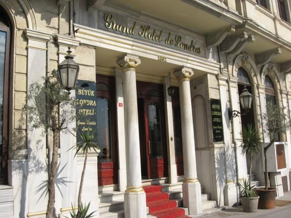 Büyük Londra Hotel