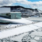 The Most Beautiful Remarkable Moment at Opera House Oslo