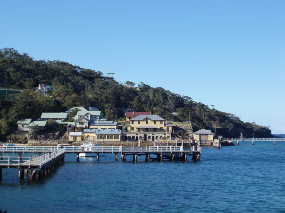 Chowder Bay