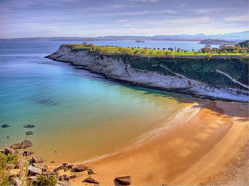 Playa de Matalenas, Cantabria
