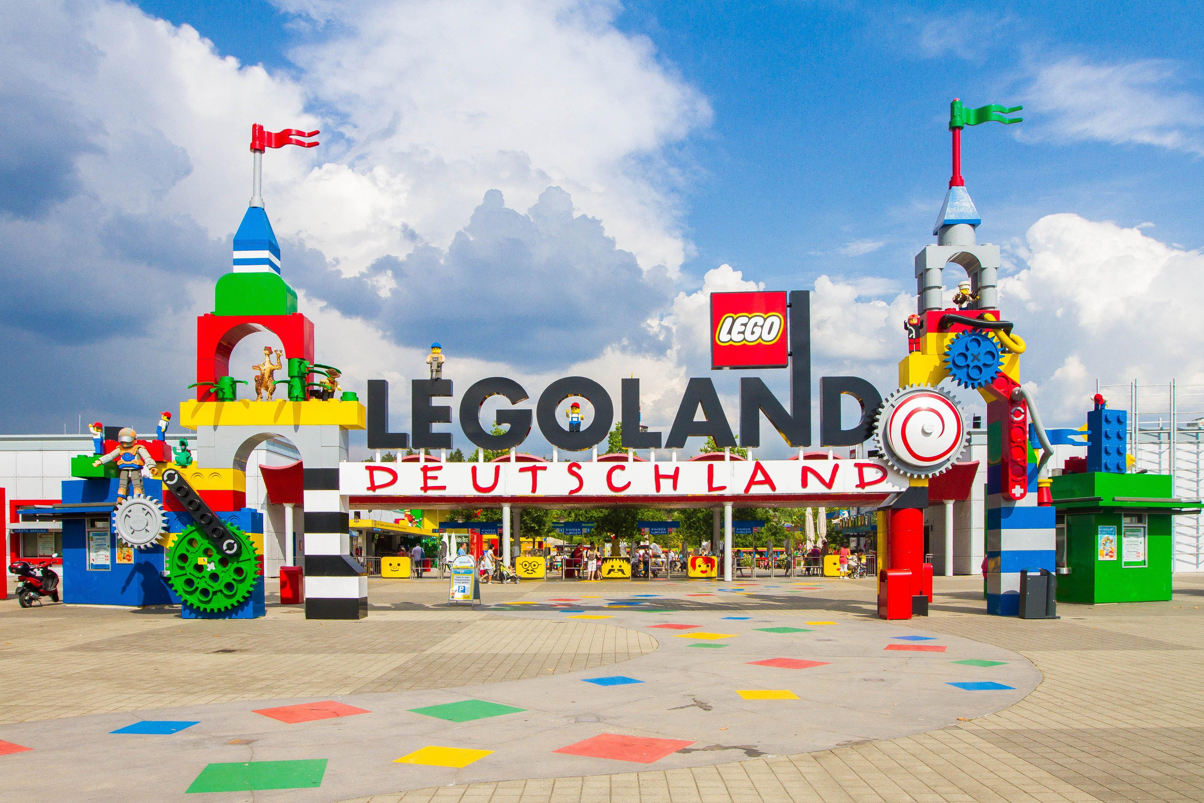 Legoland, Germany