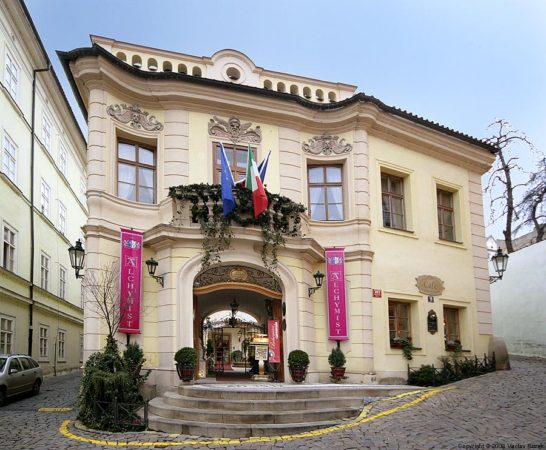 Top hotels to stay in prague czech republic for Top hotel prag
