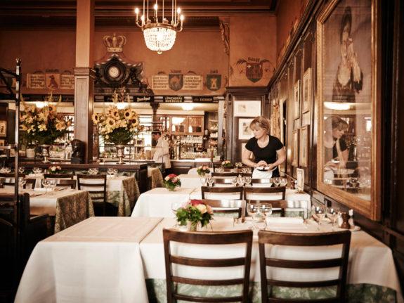 Kronenhalle Restaurant