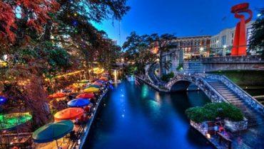 The Riverwalk San Antonio