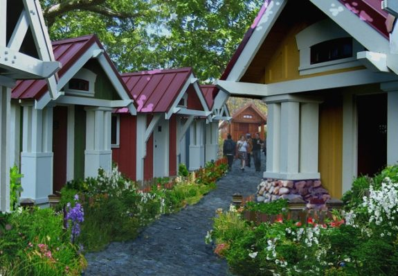 Tiny House Village: