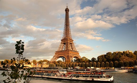 The Parisian Cruise
