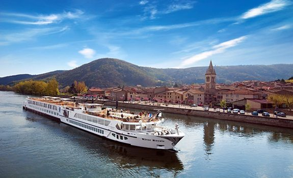 The Rhone cruise