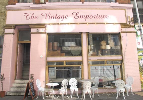 Vintage Emporium, London
