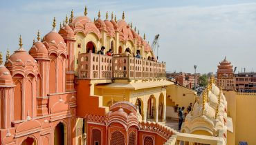 Top Five Places To Visit In Jaipur