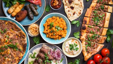 The Middle Eastern diet: rich, wholesome and fresh