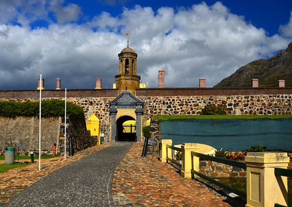 The Castle of Good Hope - Cape Town, South Africa