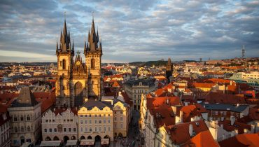 The Best Way To Travel Through Europe On A Shoestring